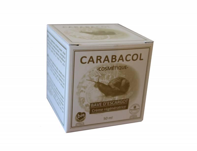 Crème bave d'escargot bio