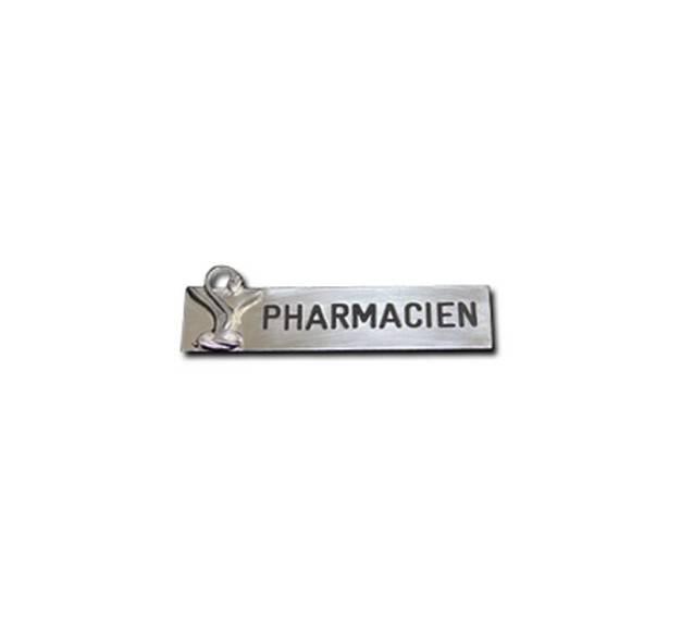 Achat badge pharmacien pas cher