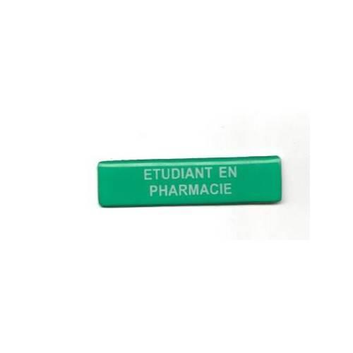 badge �tudiant en pharmacie pas cher aimant�