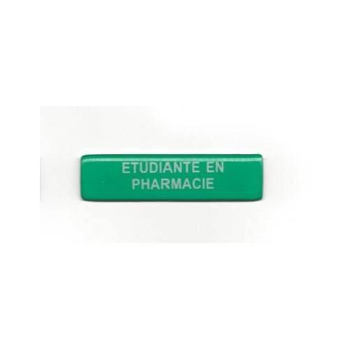 badge �tudiante en pharmacie pas cher