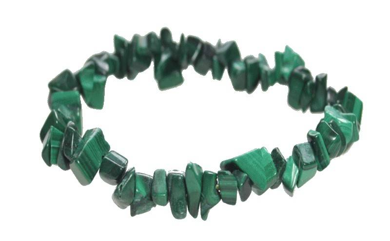 Bracelet Malachite Baroque
