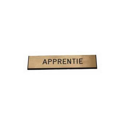 Badge Apprentie pas cher