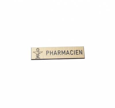 badge pharmacien pas cher lyon