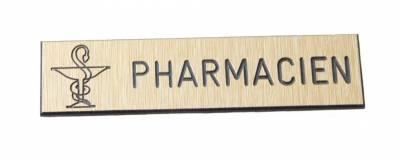 achat badge pharmacien paris