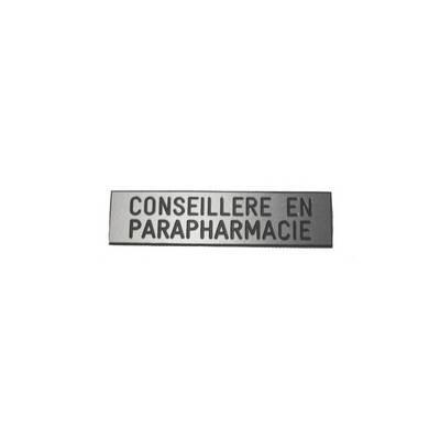 badge conseillère en parapharmacie de qualité